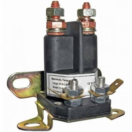 Universal Mower 4 Terminal Solenoid fits Several Models 109081x