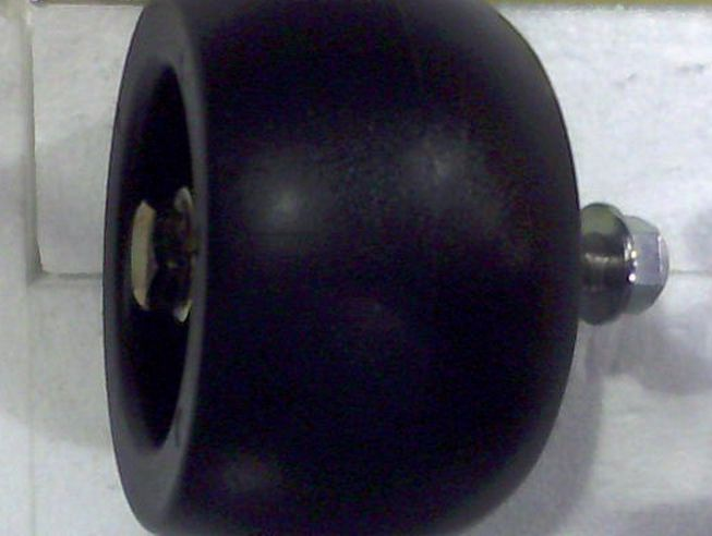 Bad Boy Mower OEM  022-5234-98 Deck Wheel Assembly
