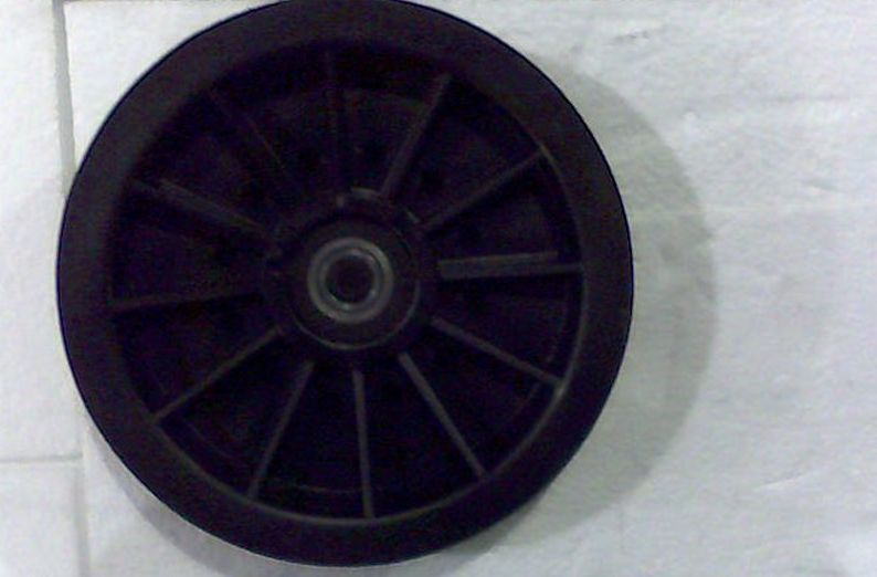 Bad Boy Mower OEM  033-2000-00 Plastic Idler Pulley-MZ Models