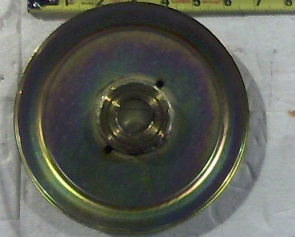 Bad Boy Mower OEM  033-7203-00 7 Spindle Deck Pulley