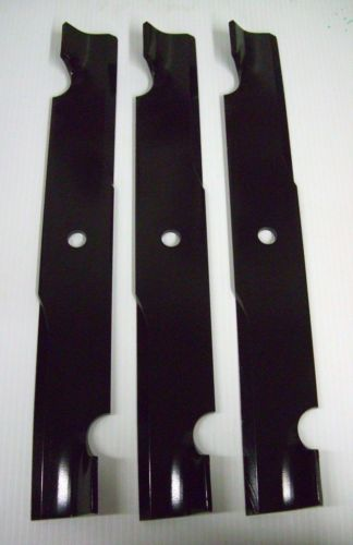 Bad Boy Mower OEM 61 Ultra High Lift Blade Set of 3 038-0011-00