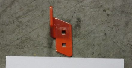 Bad Boy Mower OEM  039-8105-00 ZT Stripe Kit Mount Bracket