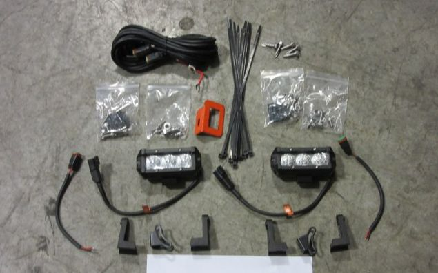Bad Boy Mower OEM  088-1007-00 dual light kit-LED