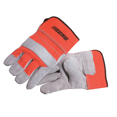 ECHO OEM Heavy Duty Work Gloves Large 103942074