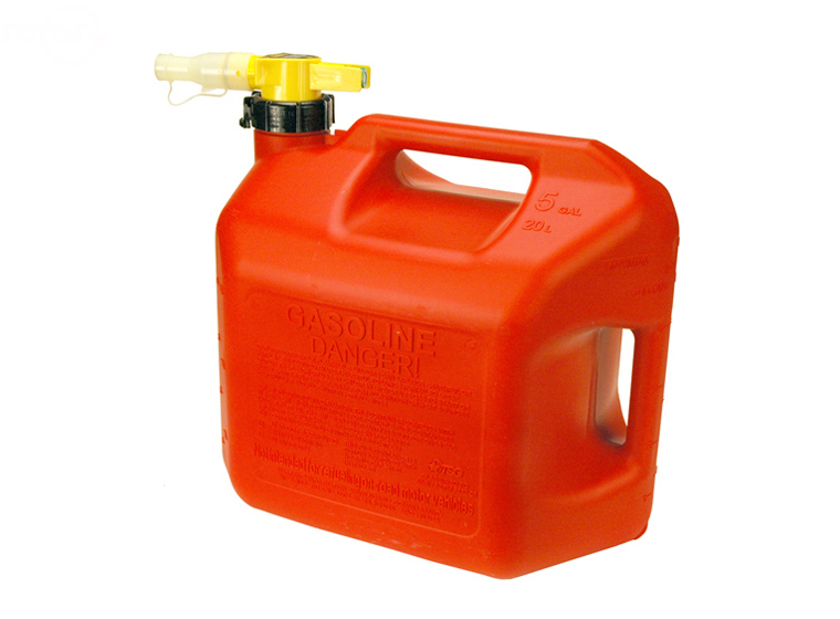 Rotary No-Spill 5 Gallon Gas Can (Red) 13461