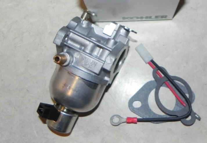 Kohler OEM Carburetor Assembly 2085392 2085392-S
