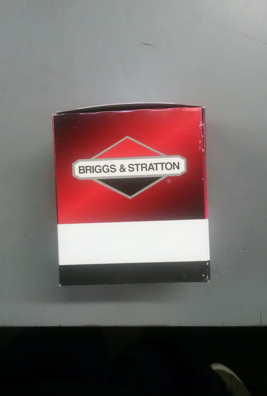 New Briggs And Stratton OEM Bag Poly 8 X 12 Part Number 273182