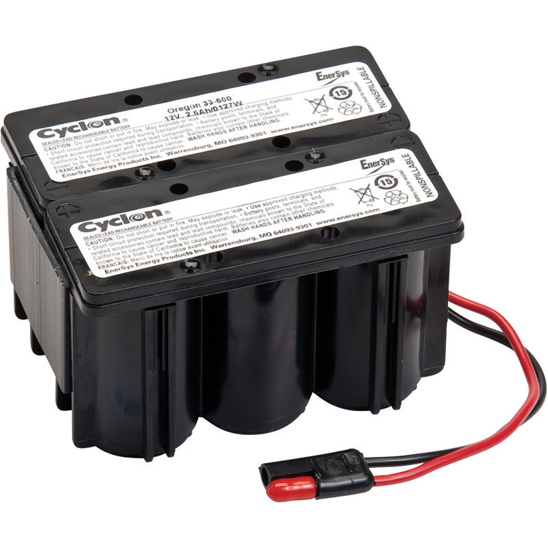 Oregon Replacement  Battery, Toro 12 Volt Part Number 33-500-0
