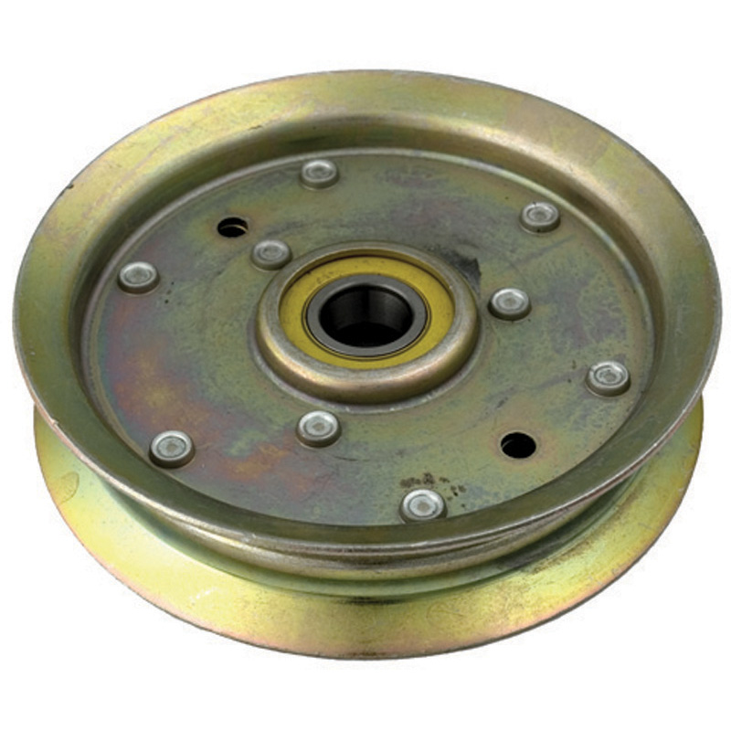 Oregon Replacement  Flat Idler Pulley Part Number 34-103