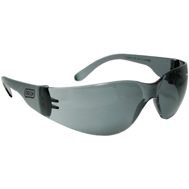 Oregon Replacement  Protective Eyewear Gray Temple Part Number 42-138