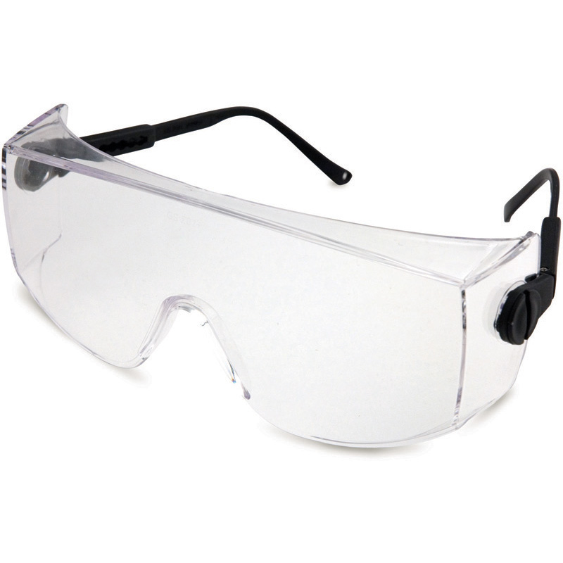 Oregon Replacement  Eyeware, Safety Coverall Clear Part Number 42-163