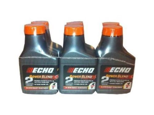 ECHO Power Blend 50:1 1 Gallon Mix 6 pack 6450001