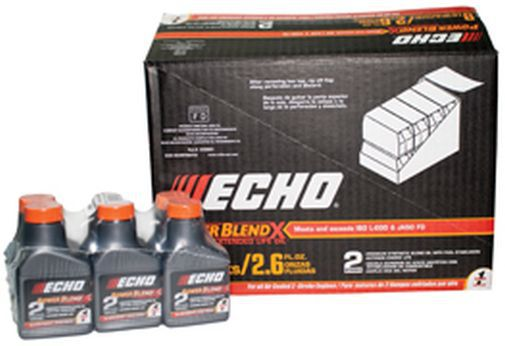 ECHO Power Blend 50:1 1 Gallon Mix 48 pack 6450001