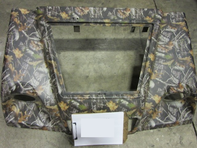 Bad Boy Mower OEM  659-1000-60 Complete Camo Hood