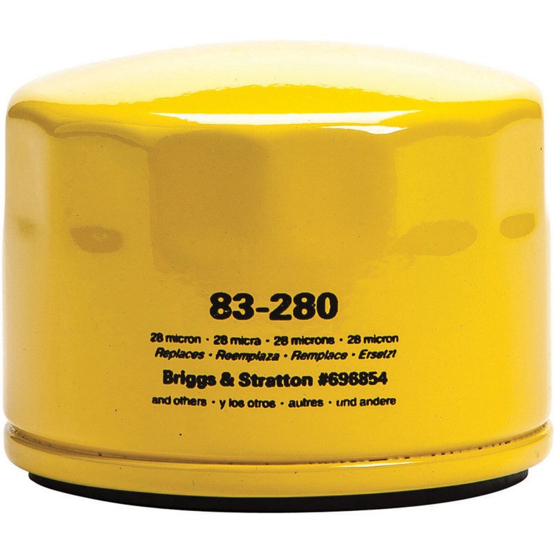 Oregon Replacement  Oil Filter Extended Life Brigg Part Number 83-280