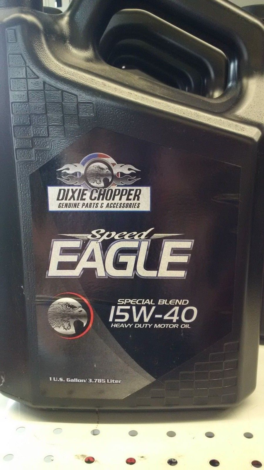 Dixie Chopper OEM Speed Eagle 15W40 Oil Gallon