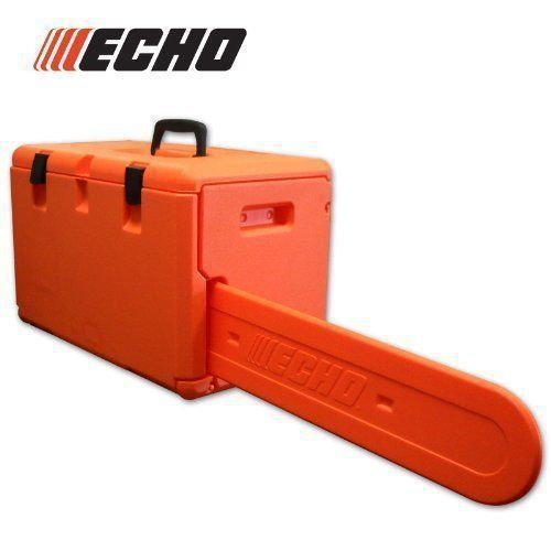 Echo Tough Chest 24 Bar Chainsaw Storage Case NEW Echo Fits Timberwolf CS-590