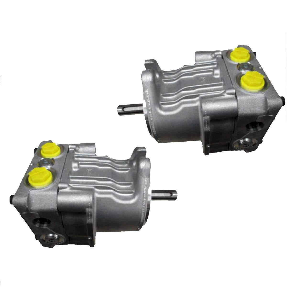 Hydro Gear Pump (Right & Left) Kit 10cc for Wright SM Frame Stander Mower & Other / PE-1KQQ-DN1X-XXXX, PE-1HQQ-DP1X-XXXX