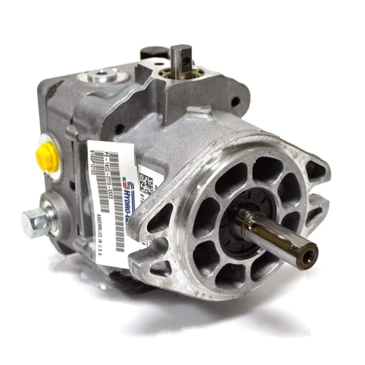 Hydro Gear Replacement Pump 10cc (Right) for Encore Prowler Lawn Mower & Others / 583491, PG-1HCC-DY1X-XXXX