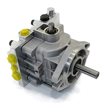 Hydro Gear Replacement Pump PL-BGVQ-DY1X-XXXX for SCAG Lawn Mowers & Other / OEM # 48551, BDP-10L-121P