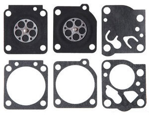 Zama Carburetor Gasket & Diaphragm Kit GND-1