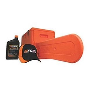 ECHO OEM Chainsaw Value Pack Includes Case, Hat, and Oil Fits Models up to 20