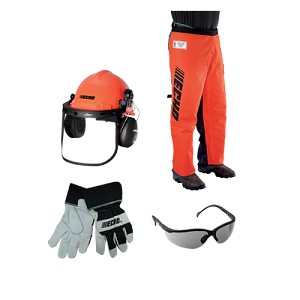 ECHO OEM Work Wear Combo Kit 99988801527