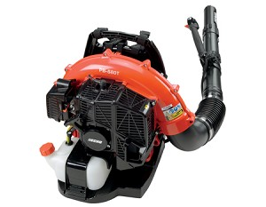 ECHO PB-580T 58.2cc Backpack Blower with Tube-Mounted Throttle